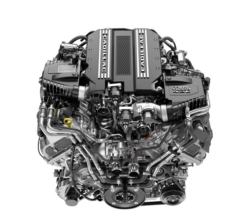 Cadillac's Most Powerful and Advanced V-8 Sits on the Sidelines, but Why? - image 818650