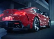 Here's the Toyota Supra Before You're Supposed to See It - Hurry Up Before the Video Disappears - image 813901