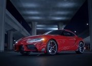 Here's the Toyota Supra Before You're Supposed to See It - Hurry Up Before the Video Disappears - image 813902