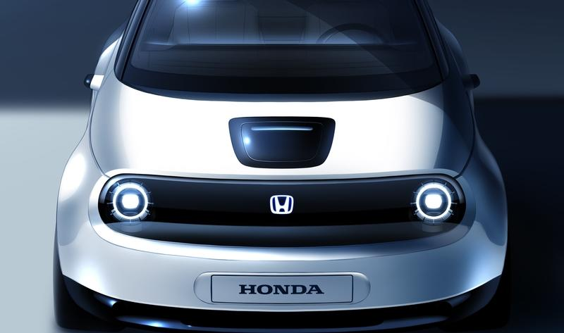 Honda Set to Inch Closer to Its Electric Future at the 2019 Geneva Motor Show With the 2020 Honda Urban EV