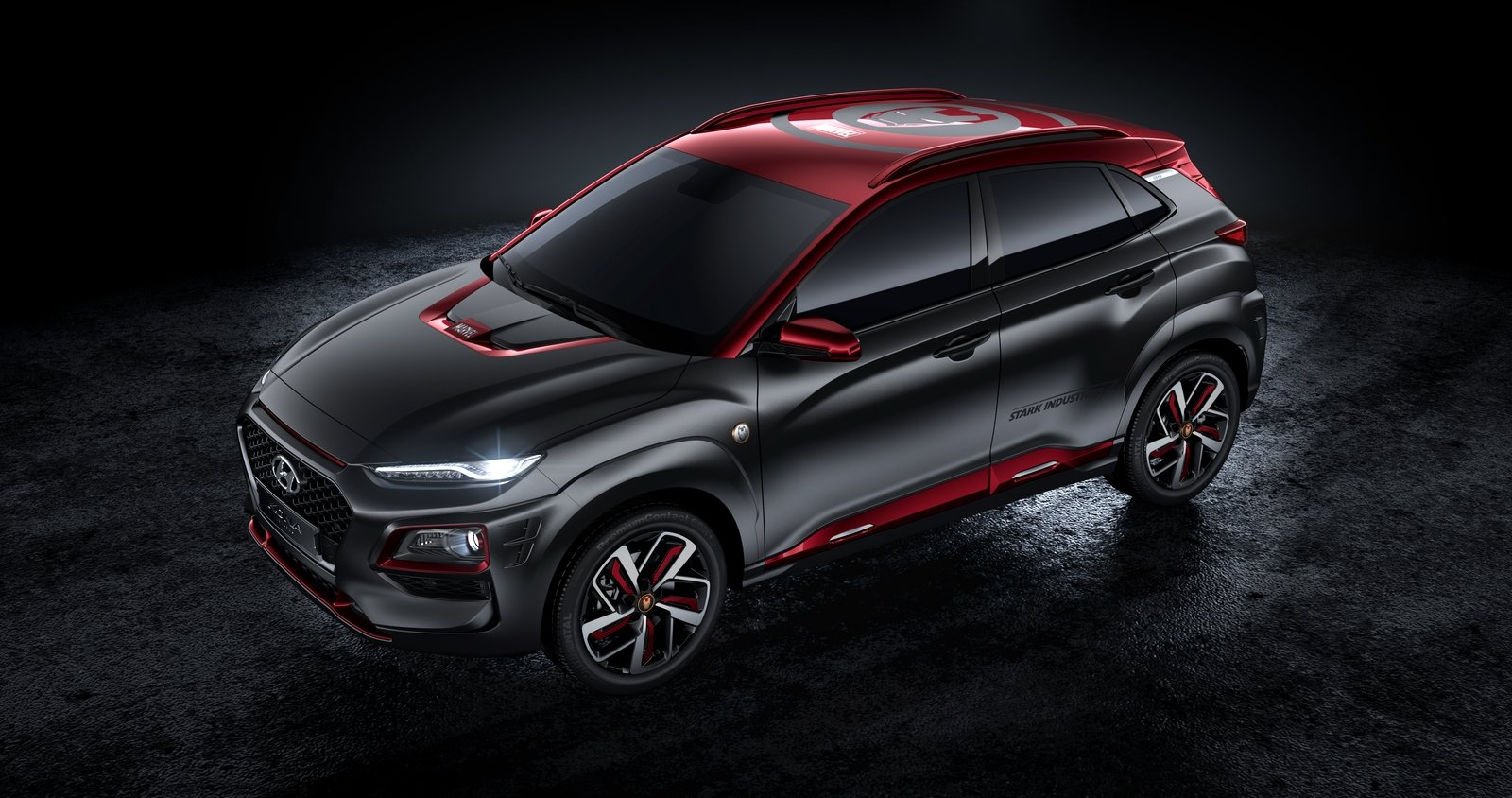 2019 Hyundai Kona Iron Man Edition | Top Speed