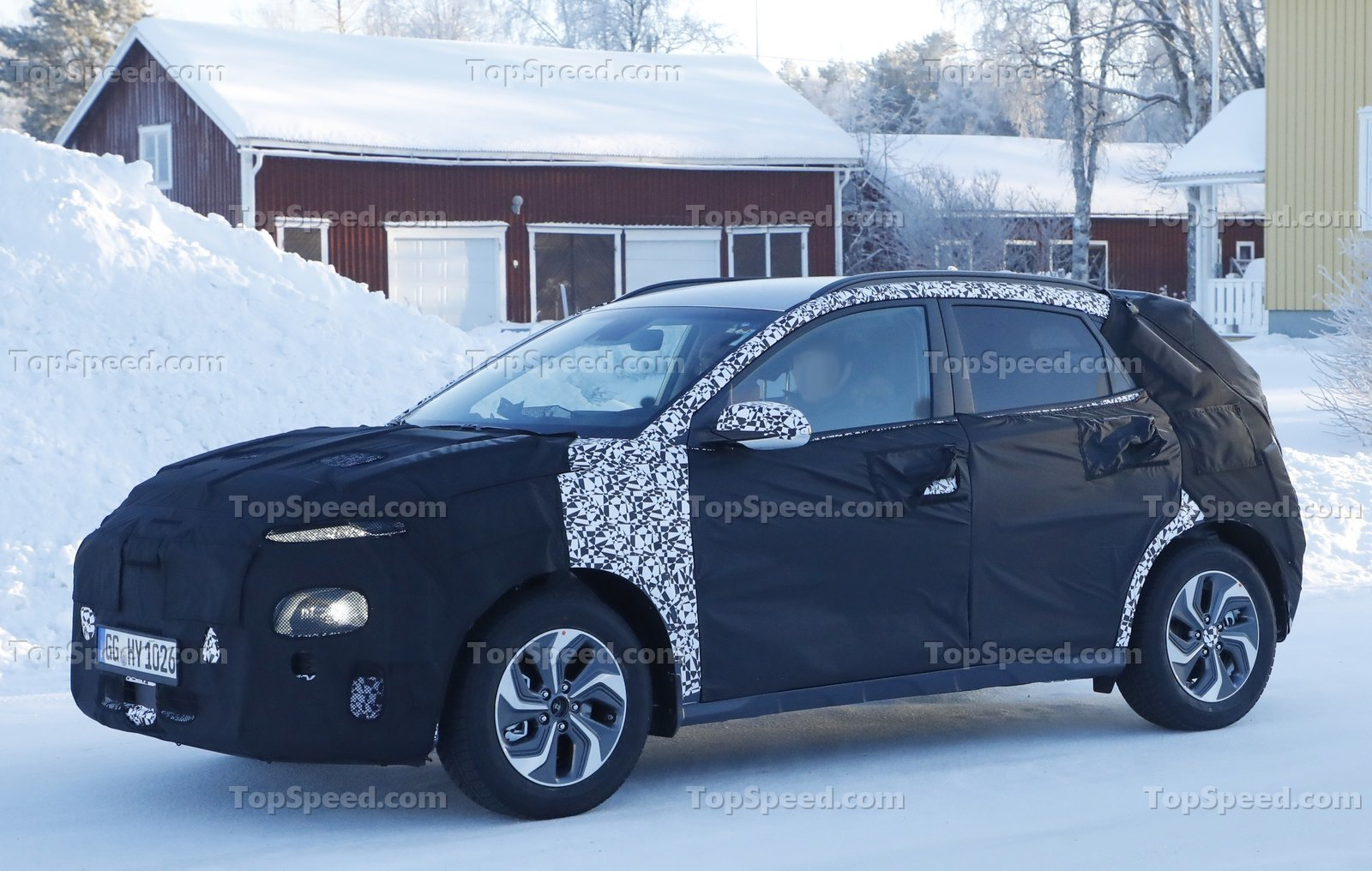 2020 Hyundai Kona PHEV | Top Speed