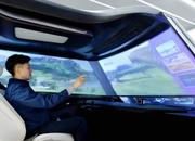 Hyundai Mobis Touts High-Tech Lighting System as the Key to Safety Among Autonomous Driving Cars - image 813241