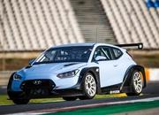 The 2019 Hyundai Veloster N TCR Seems Ready For A Promising Racing Season In 2019 - image 815117