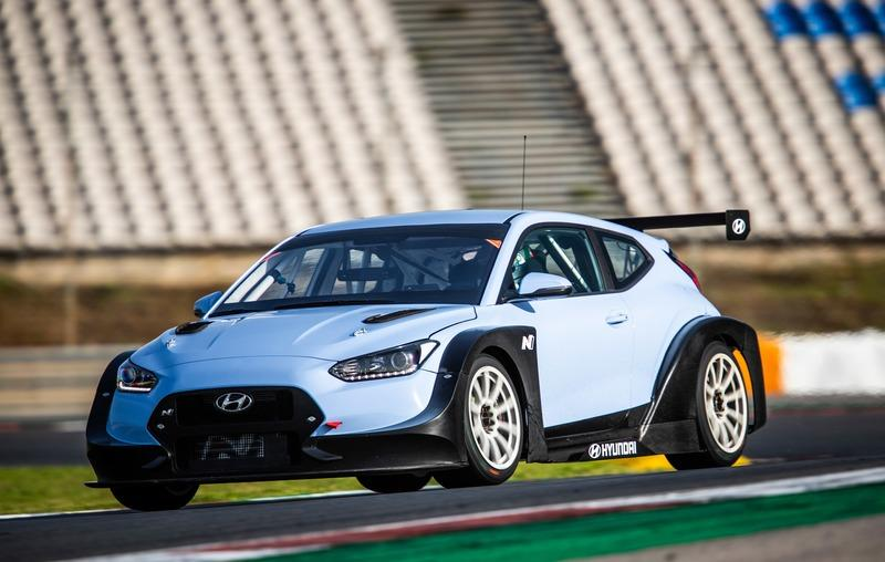 The 2019 Hyundai Veloster N TCR Seems Ready For A Promising Racing