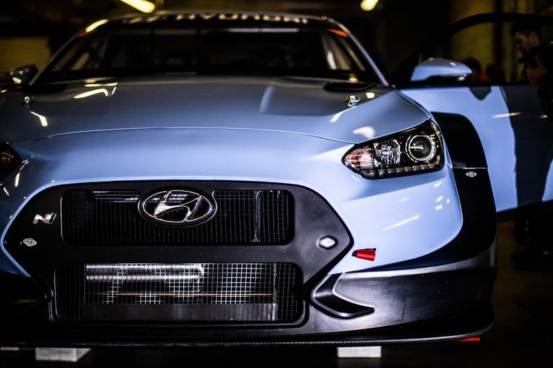 The 2019 Hyundai Veloster N TCR Seems Ready For A Promising Racing Season In 2019