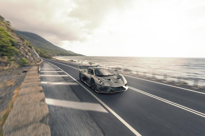 If You Live in the Right Place, You Can Make the Brabham BT62 Track Car Road Legal!