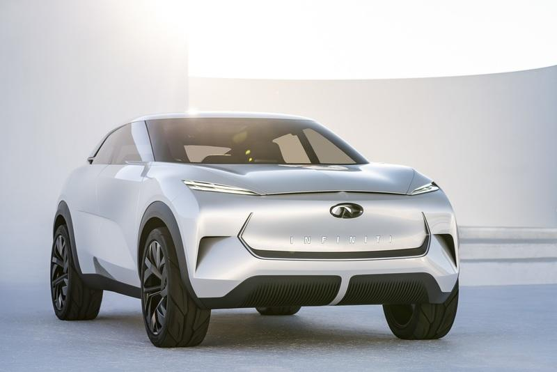 2019 Infiniti QX Inspiration Concept - Car from the future or a far-fetched thought?