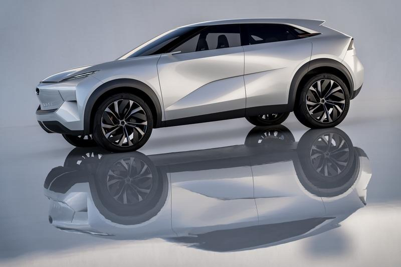 2019 Infiniti QX Inspiration Concept - Car from the future or a far-fetched thought? - image 815035