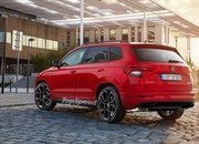 Will the 2021 Skoda Karoq RS Fill in a Niche that Volkswagen Doesn't Touch? - image 812259