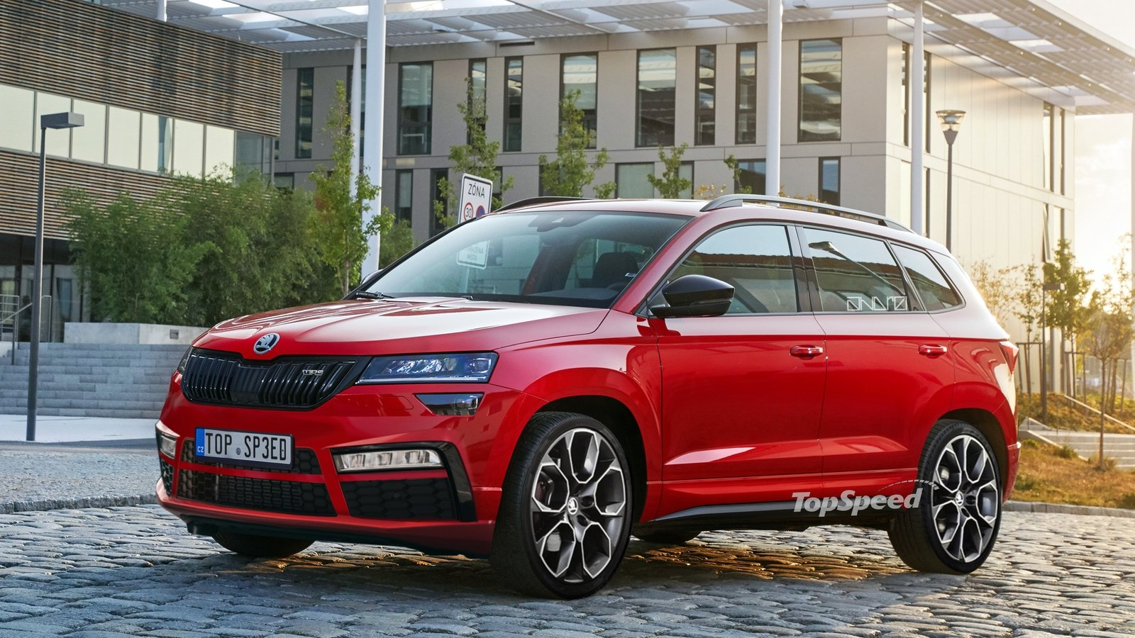 will the 2021 skoda karoq rs fill in a niche that volkswagen doesn 39 t touch top speed. Black Bedroom Furniture Sets. Home Design Ideas