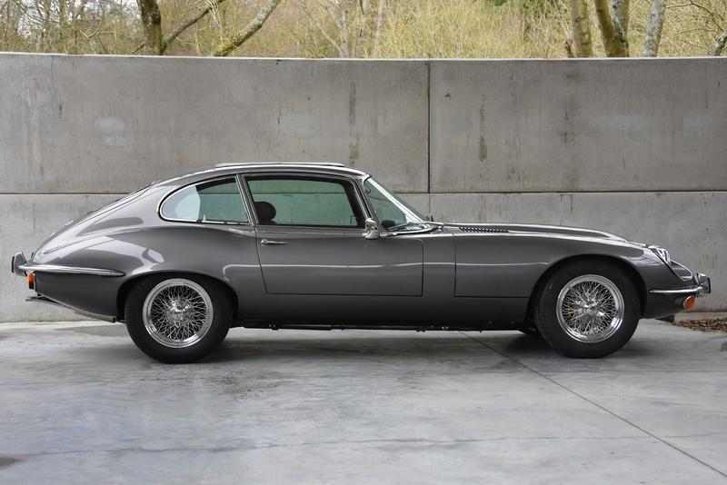 1973 Jaguar E-Type Series 3 2+2
