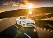 Wallpaper of the Day: 2019 Jaguar F-Type Checkered Flag Limited Edition Coupe - image 818960