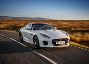 Wallpaper of the Day: 2019 Jaguar F-Type Checkered Flag Limited Edition Coupe - image 818961