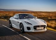 Wallpaper of the Day: 2019 Jaguar F-Type Checkered Flag Limited Edition Coupe - image 819107