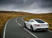 Wallpaper of the Day: 2019 Jaguar F-Type Checkered Flag Limited Edition Coupe - image 818958