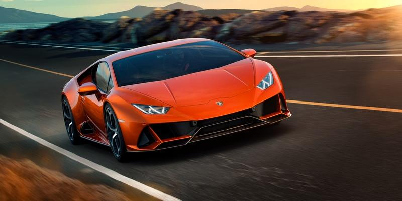Lamborghini Throws Down its Highest Trump Card with the 2019 Huracan EVO Exterior - image 812705