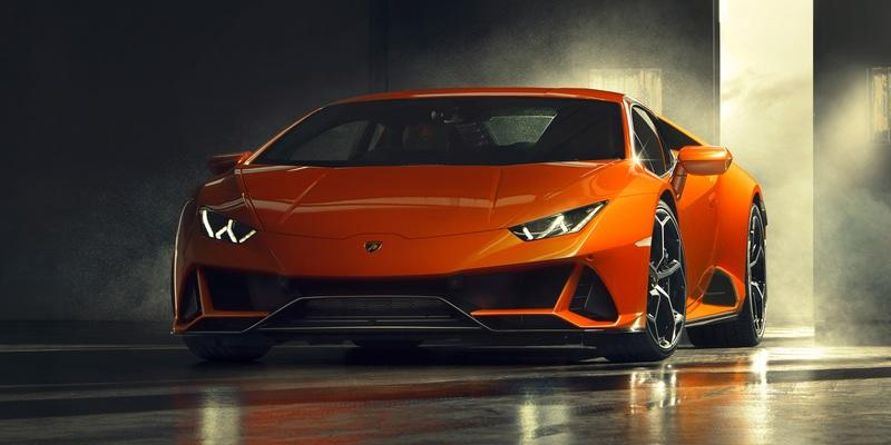 Lamborghini Throws Down its Highest Trump Card with the 2019 Huracan EVO Exterior - image 812706
