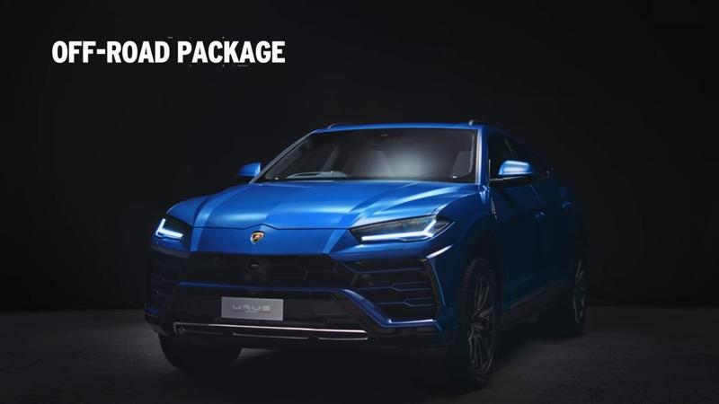 Lamborghini Still Thinks People Will Take the 2019 Urus Off-Road and Made a Video to Prove It