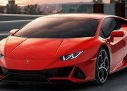 Lamborghini Throws Down its Highest Trump Card with the 2019 Huracan EVO - image 812807