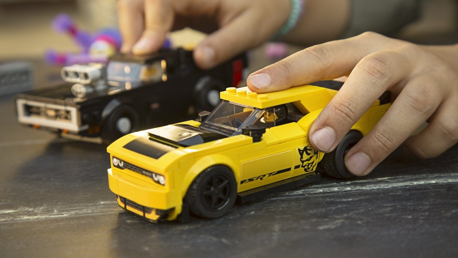 LEGO And Dodge's Latest Collaboration Gives Our Mini Figs ...