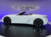 Lexus LC Debuts At The 2019 Detroit Auto Show In A Topless Avatar - image 815657