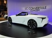 Lexus LC Debuts At The 2019 Detroit Auto Show In A Topless Avatar - image 815658
