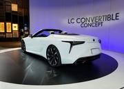 Lexus LC Debuts At The 2019 Detroit Auto Show In A Topless Avatar - image 815659
