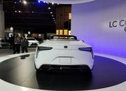 Lexus LC Debuts At The 2019 Detroit Auto Show In A Topless Avatar - image 815661
