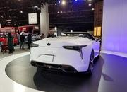 Lexus LC Debuts At The 2019 Detroit Auto Show In A Topless Avatar - image 815662
