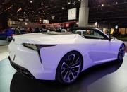 Lexus LC Debuts At The 2019 Detroit Auto Show In A Topless Avatar - image 815663