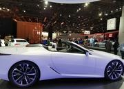 Lexus LC Debuts At The 2019 Detroit Auto Show In A Topless Avatar - image 815664