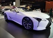 Lexus LC Debuts At The 2019 Detroit Auto Show In A Topless Avatar - image 815665