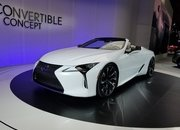 Lexus LC Debuts At The 2019 Detroit Auto Show In A Topless Avatar - image 815650