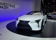 Lexus LC Debuts At The 2019 Detroit Auto Show In A Topless Avatar - image 815651