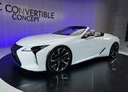 Lexus LC Debuts At The 2019 Detroit Auto Show In A Topless Avatar - image 815652
