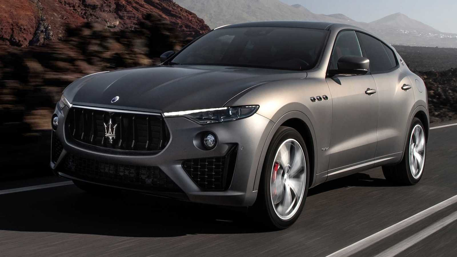 2019 maserati levante vulcano top speed. Black Bedroom Furniture Sets. Home Design Ideas
