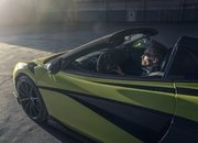 The 2019 McLaren 600LT Spyder Lowers Her Top and is Still Lighter than the Competition - image 815714