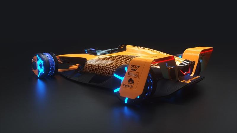 McLaren Has a Very Interesting View of what 2050 Holds for F1 - image 818018