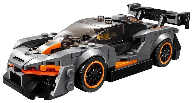 Can't Afford a McLaren Senna? Here's a cool Lego you can buy