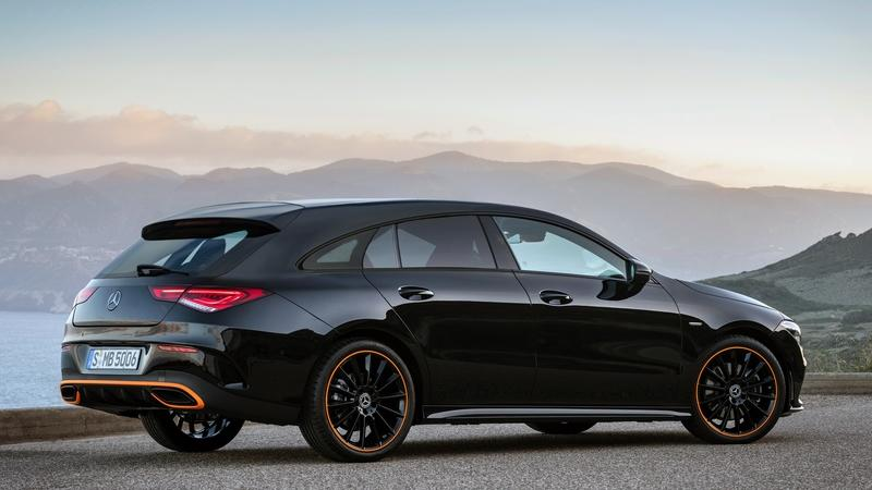 The 2020 Mercedes CLA Will Become More Practical in the Future as it Morphs into a New Shape