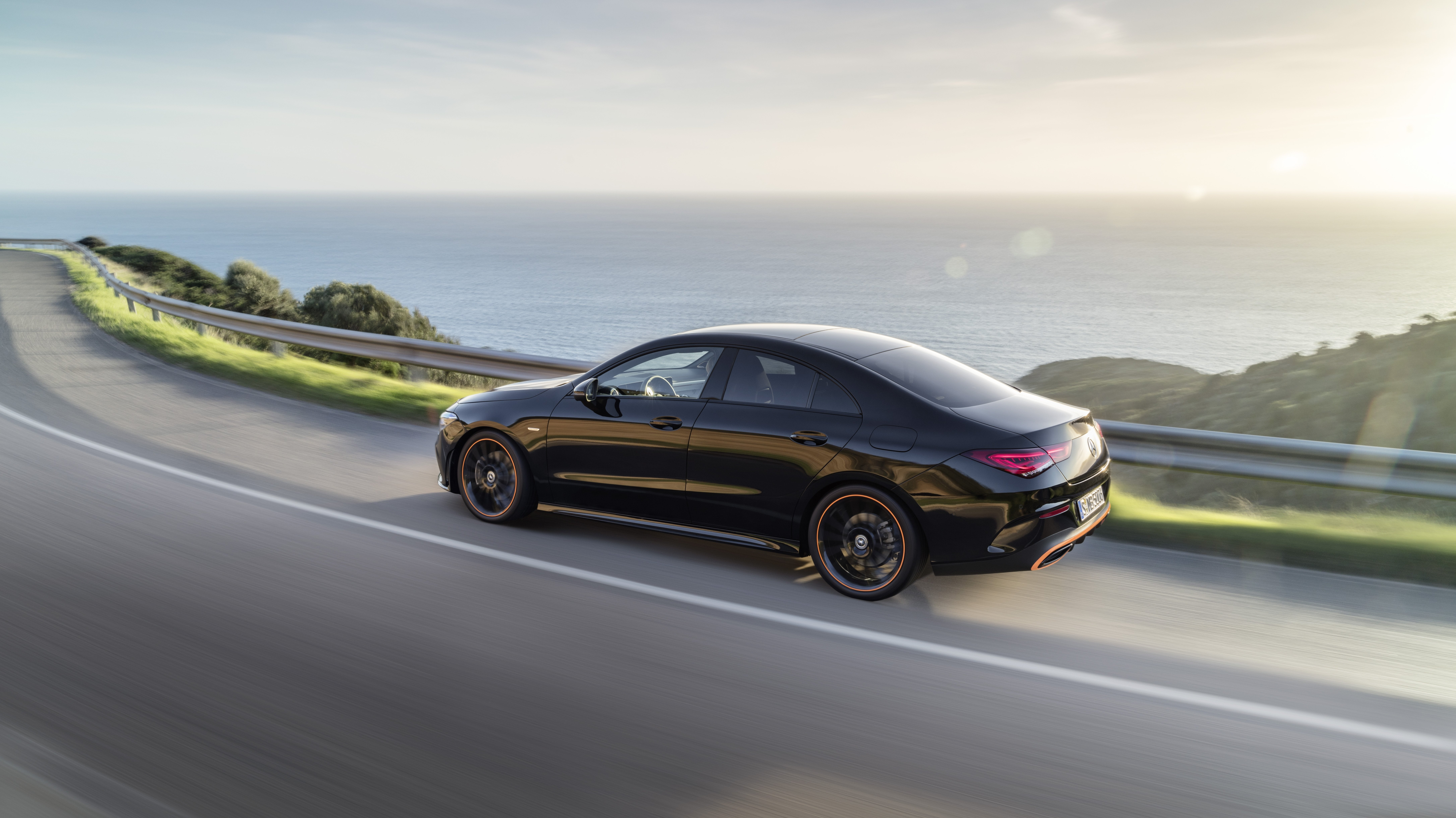 d73b56cf After a rather cheesy debut of the new 2020 Mercedes CLA at the CES in Las  Vegas that included a cringy discussion between a talking EQ C and a  talking CLA, ...
