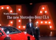 Mercedes-Benz Debuts the 2020 CLA Class At CES With Fresh Tech - image 812999