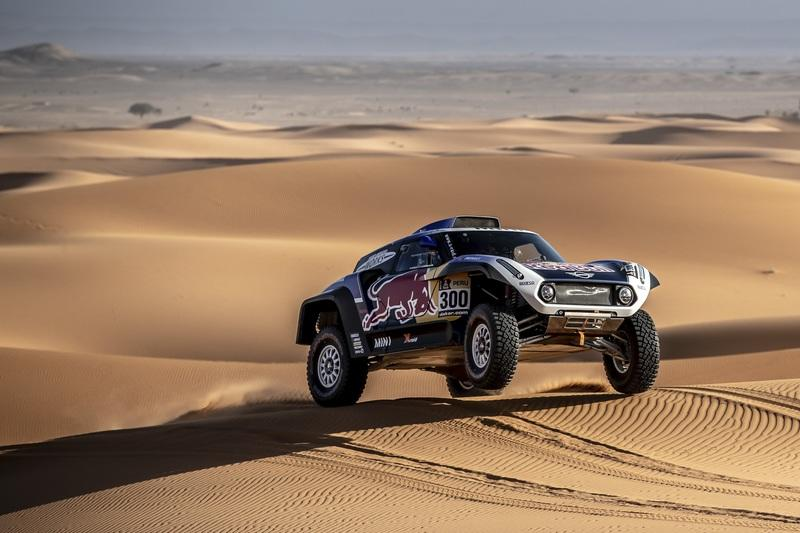 Mini Thinks Dakar 2019 Is Payback Time
