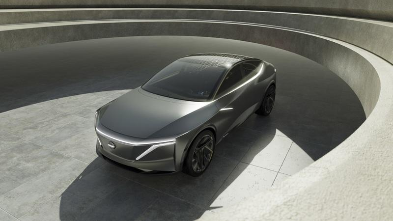 Will Futuristic Nissan IMs EC Sport Sedan Concept Save Sedans??