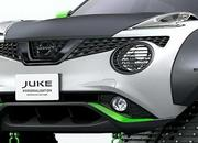 Nissan Tracks the Juke Again and This Time it Did it Right! - image 811911