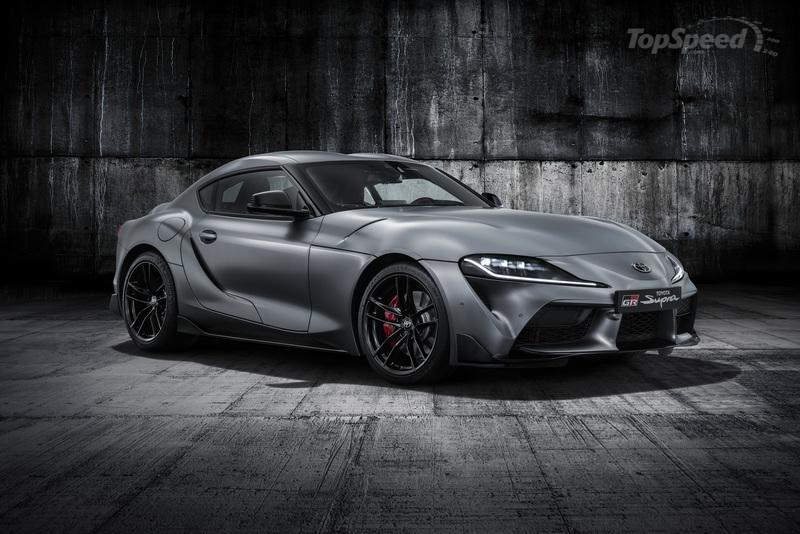 The 2020 Toyota Supra Is Surprisingly Small In Person Exterior - image 815829
