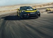 The 2019 Porsche 718 Cayman GT4 Clubsport is Here and the German Competition Should be Scared - image 812234