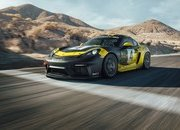 The 2019 Porsche 718 Cayman GT4 Clubsport is Here and the German Competition Should be Scared - image 812238