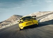 The 2019 Porsche 718 Cayman GT4 Clubsport is Here and the German Competition Should be Scared - image 812243
